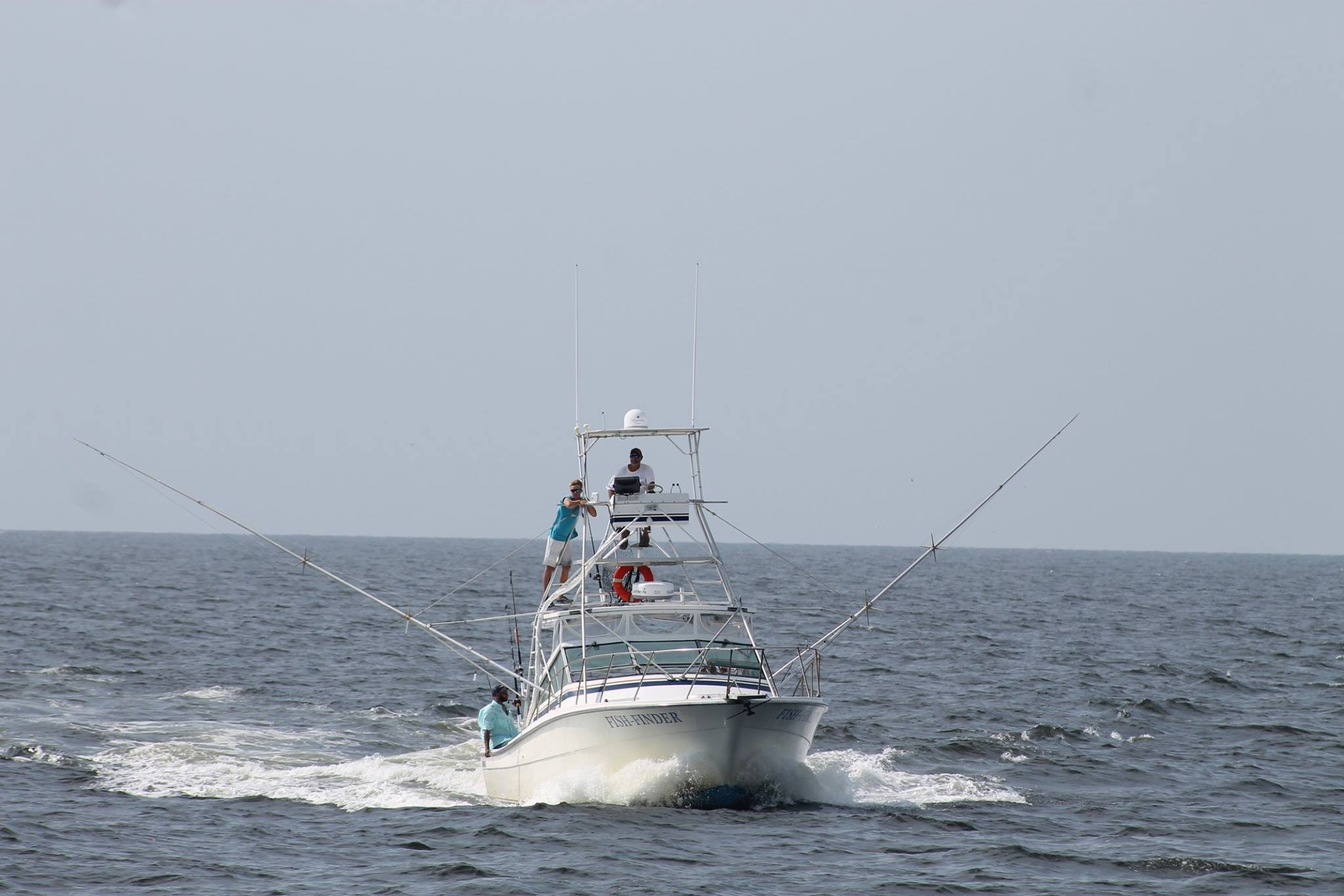 Offshore Deep Sea Fishing Biloxi, MS