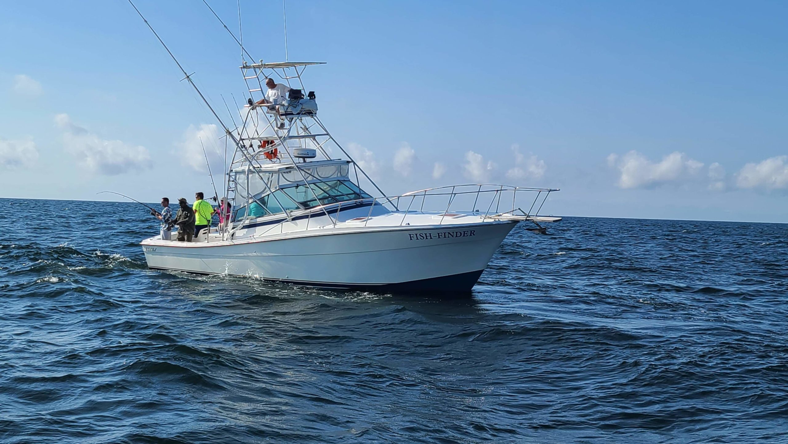 charter boat fishing rates